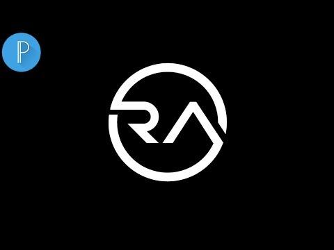 Tutorial Membuat Logo di Android | Logo 3D | Tutorial Pixellab.