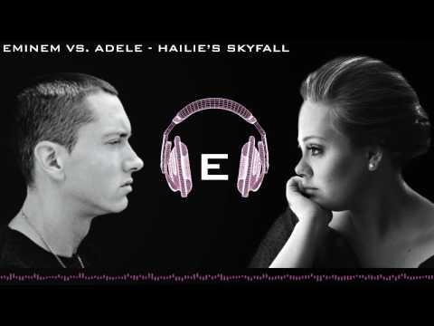 Eminem Vs. Adele - Hailie's Skyfall [Mashup]