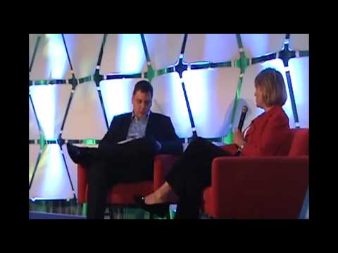 Yahoo CEO Carol Bartz Interview with Michael Arrington at Tech Crunch Disrupt