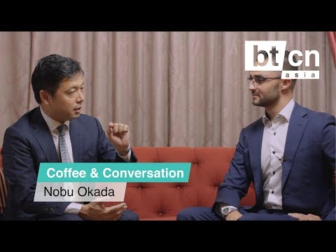 New Space Race: Clearing 70 years of debris before it's too late | Coffee & Conversation: Nobu Okada