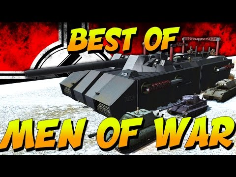 BEST OF MEN OF WAR MONDAYS!  (Epic MOWAS2 Montage)