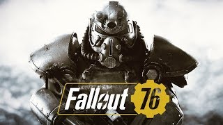 FALLOUT 76 Game Movie (Full Main Quest Story) Xbox One X Enhanced 1080p HD