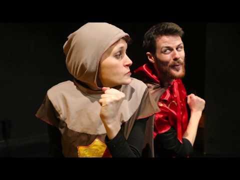 Il drago vecchio - Teatro degli Affusolati - TRAILER 2018