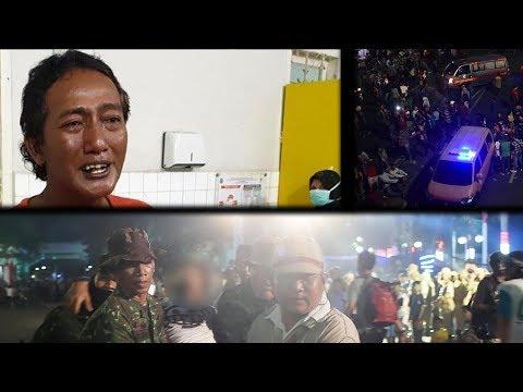 Tiga Korban Tewas Insiden Surabaya Membara Telah Teridentifikasi Mp3