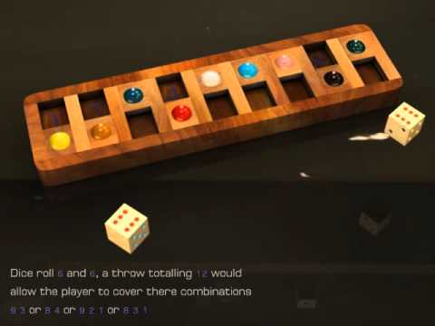 How To Play Shut The Box: Game Rules, Strategy & Instructions