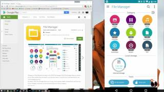 Asus File Manager App for Android
