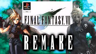 Final Fantasy VII Remake Thoughts (Scarecrow)