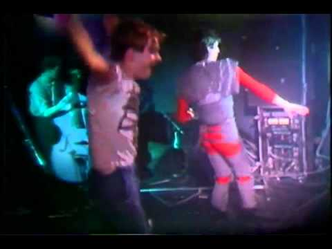 Fad Gadget - Back to Nature (live at Hacienda, 1984) [HQ]