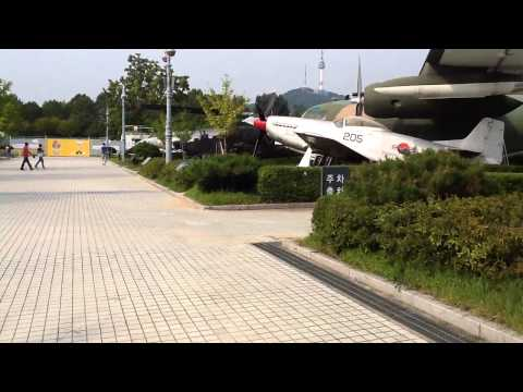 Korea : Seoul war Museum