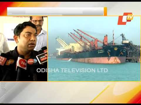 Paradip Port handles record cargo, enters elite league