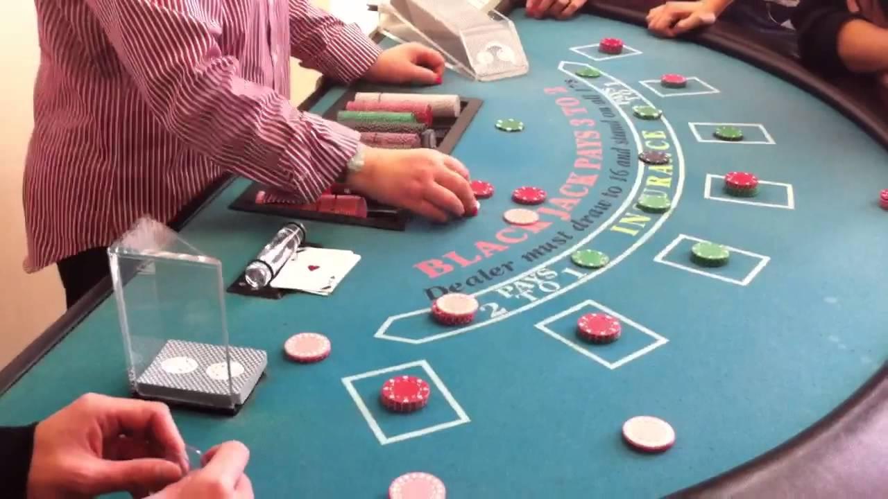 Blackjack im casino spielen