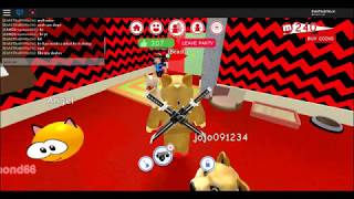 Roblox| Meep City | DOGE IS PLAYING MEEP CITY ON A PARTY