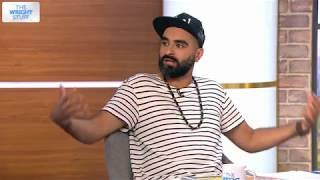 Comedian Tez Ilyas discusses racism in the UK