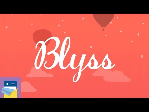 Blyss: 11,212 + Level 50 High Score & iOS iPhone 6S Gameplay (by Dropout Games)