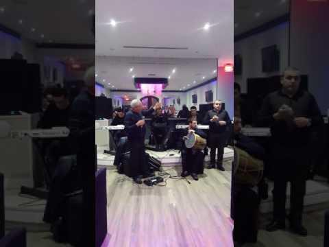 Hovanes Atkozyan And Spitakci Hayko Live Mugham 2017 (Hayrik) Part 1