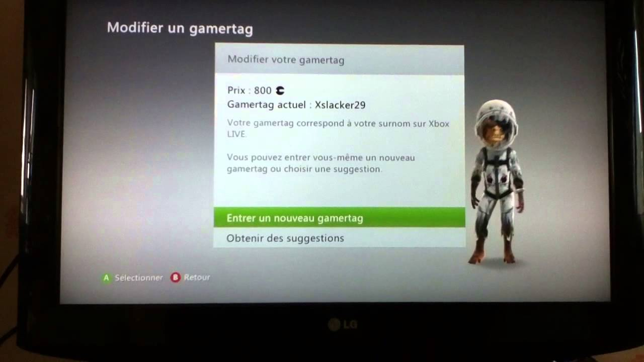 Search Gamertag