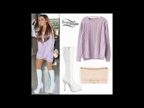 Ariana Grande inspired fashion ( pictures  only)