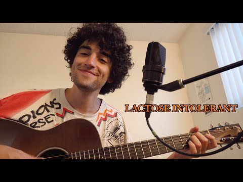 Adam Melchor - Lactose Intolerant (Lullaby Hotline Acoustic)