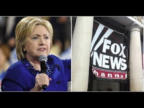 "ALERT! HILLARY MAKES ""FOX NEWS"" ANNOUNCEMENT MILLIONS ARE STUNNED!"