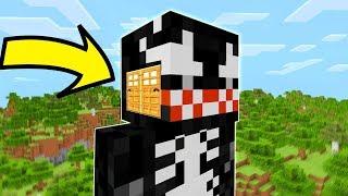 ДОМ ВНУТРИ ВЕНОМА В Майнкрафте! Minecraft Мультики Майнкрафт троллинг Нуб и Про