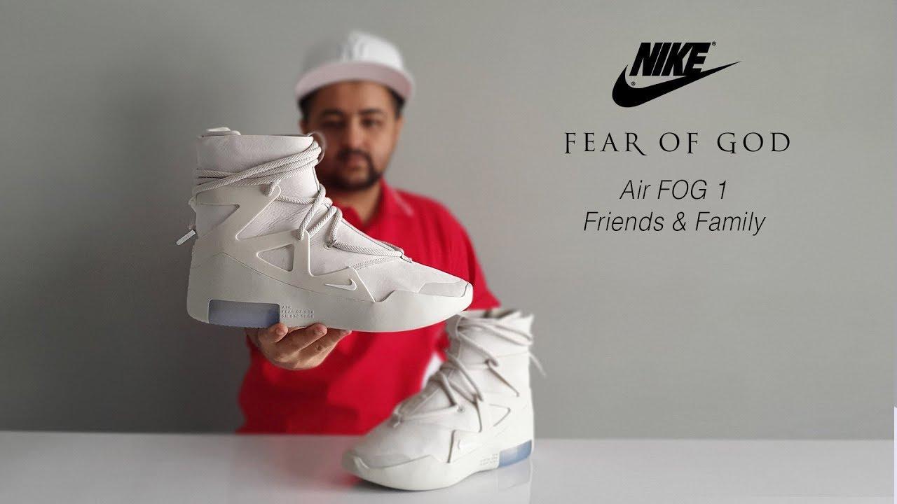 Is Nike Air Fear of God F\u0026F the best