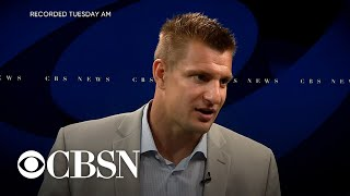 Rob Gronkowski on player safety and possible return to NFL