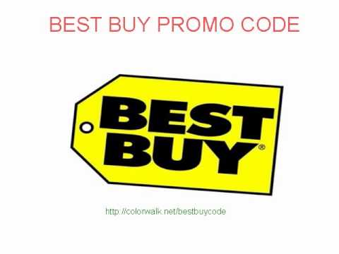 Best Buy Promo Code August 2015 Updated Everyday