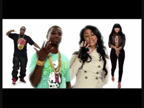 Yo Gotti feat Gucci Man Trina & Nicki Minaj 5 Star Bitch Remix Dirty wwwbigcashwithray.com