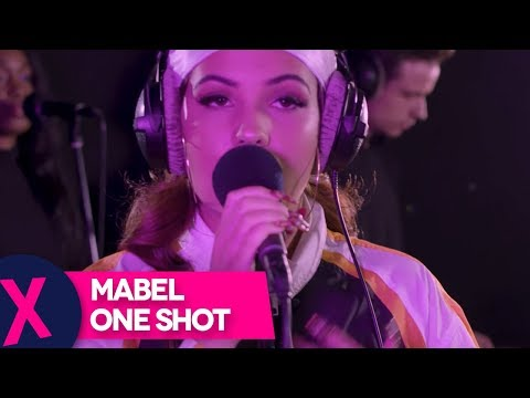 Mabel Performing 'One Shot' (Live Session)
