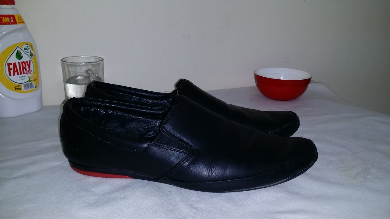 How to Polish shoes without Polish