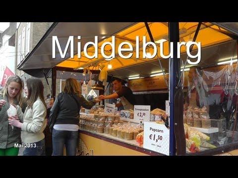 Middelburg Zeeland Holland Niederlande
