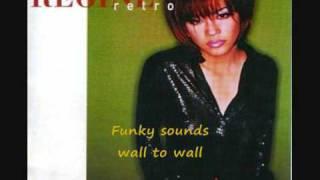 Shake your groove thing - Regine Velasquez