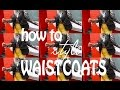 How To Style Waistcoats ft The Fashion Jungle | Easy Tiger