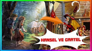 Hansel ve Gretel   Çizgi Film 1981