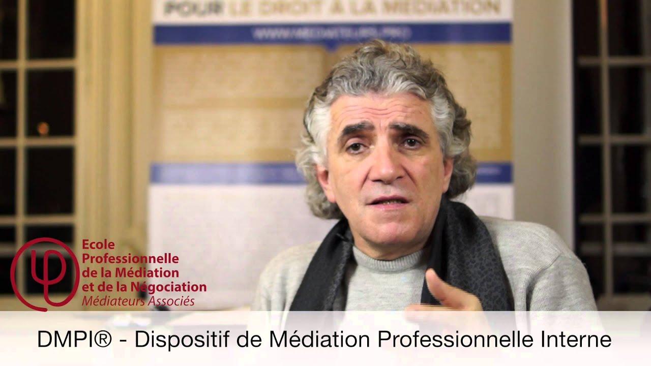 La m diation op rationnelle en entreprise le dmpi youtube - Chambre professionnelle de la mediation et de la negociation ...