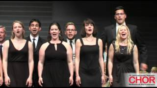 Traditional: Hark, I hear the harps eternal - Ghostlight Chorus New York, Dir. Evelyn Troester