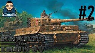 İNGİLTERE SERİSİ / Hoi 4 Türkçe - The Great War Modu - Bölüm 2 [Samed Güngör Live]