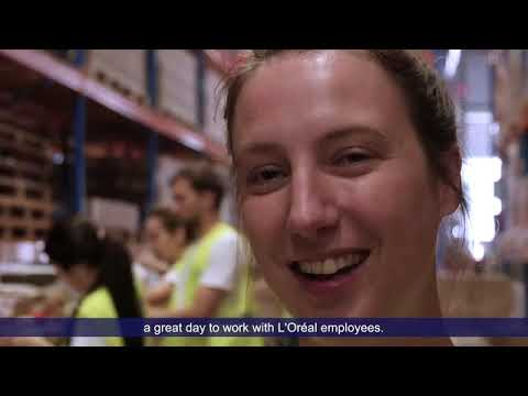 L'Oréal Citizen Day 2018