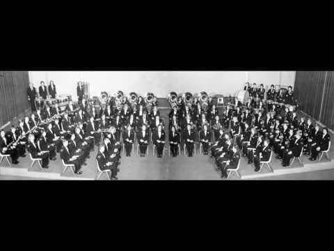 Mason City High School Symphonic Band 1977 - Capriccio Italien
