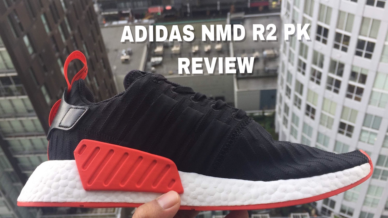 Cheap Adidas Triple Black NMD XR1 Review and On Feet