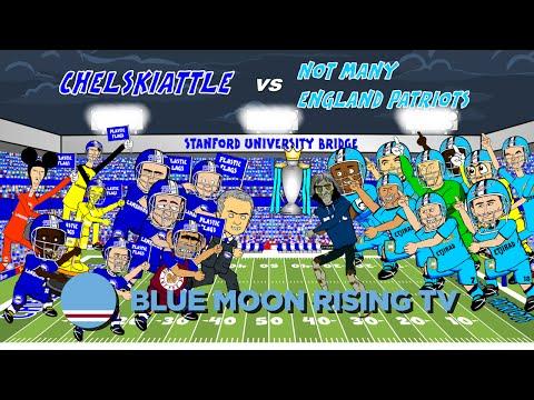 CHELSEA - LEAGUE CUP WINNERS🚍🏆 (Chelsea vs Spurs Final 2-0 by 442oons Football Cartoon ...