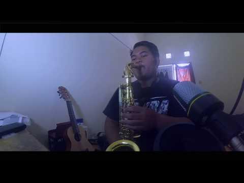 Risalah Hati-Saxophone Cover by Krisna Rangga Pradhana