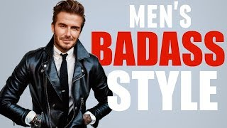 How To Dress Like A BADASS (Attract More GIRLS)