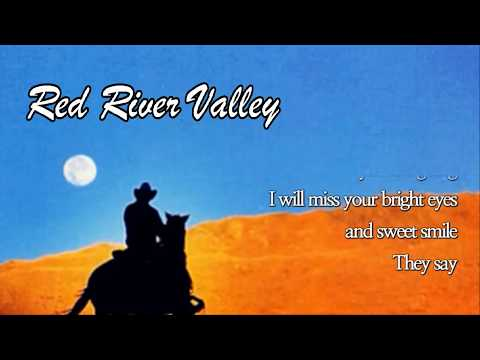 Red River Valley / Michael Martin Murphey (with Lyrics)