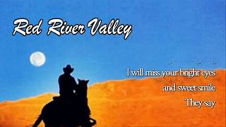 Red River Valley / Michael Martin Murphey (with Lyrics &해석)