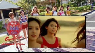 AOA Good Luck COVER By Dayah With Instrumental Link