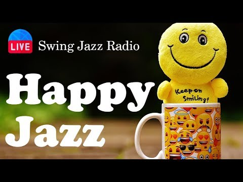 📢 Happy Jazz :: Swing Jazz Radio :: 24/7 Live Stream