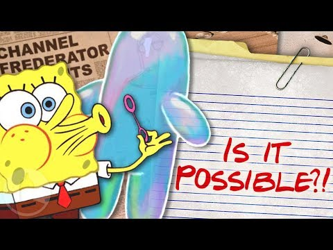 Spongebob's Bubble Technique Explained!? - Cartoon Conspiracy (Ep 216) | Channel Frederator