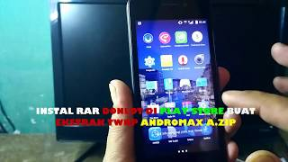 LOCK 4G GSM ANDROMAX A DEWA/ ROOT DAN TWRP MAX A16C3H V 11.XX/12.XX