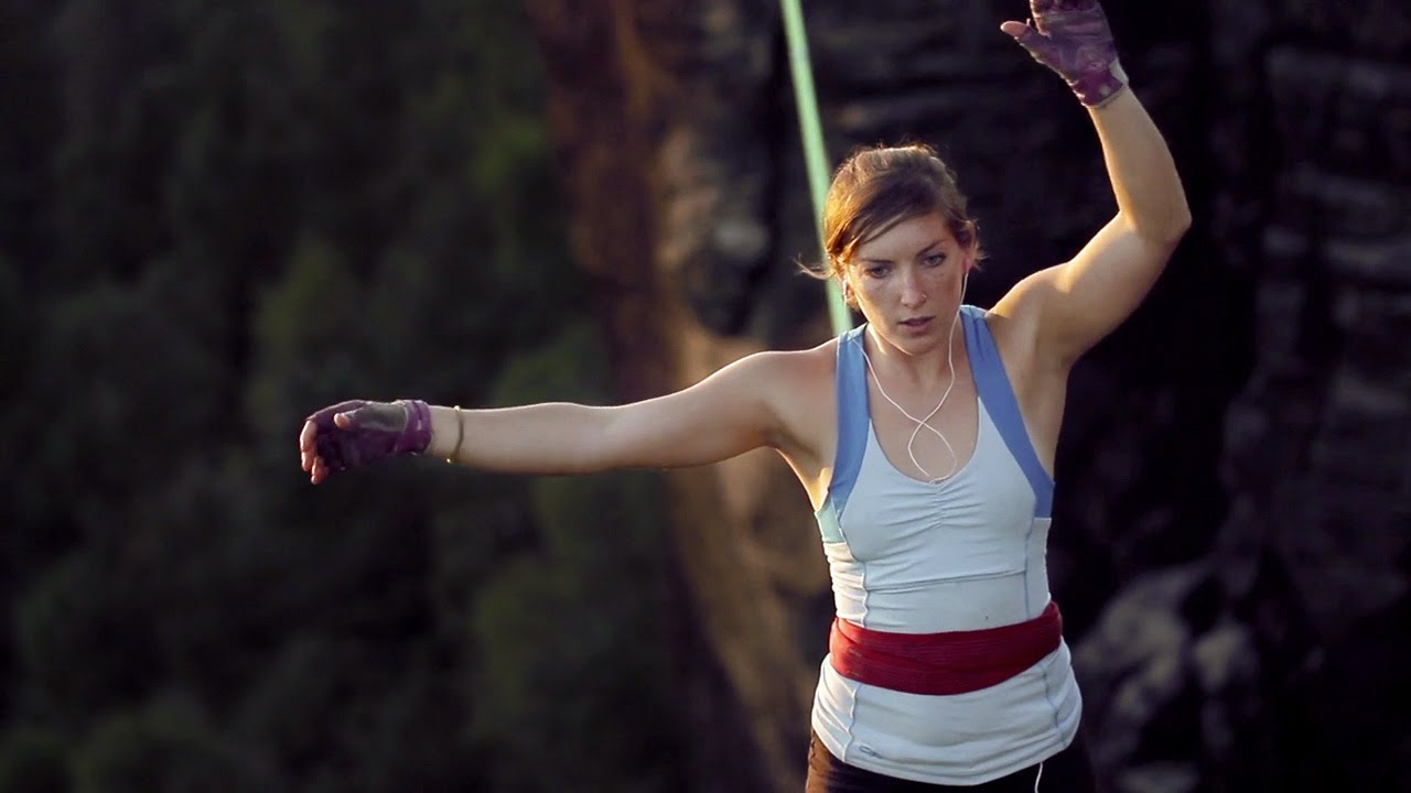 Faith Dickey's Record-Breaking Free Solo Highlines | Wild Women, Ep. 4